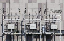 Unità di elettricità Immagine Stock Libera da Diritti