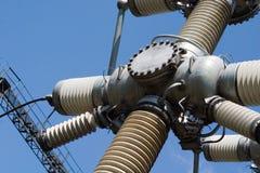 Unità elettrica immagini stock