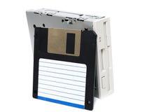 unità floppy del computer Immagini Stock