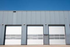 Unità industriale fotografia stock