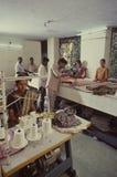 Unità manufacuring dell'indumento orientato verso le esportazioni fotografia stock libera da diritti