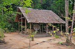 Unità rustica di processo del lattice della giungla Immagini Stock Libere da Diritti