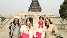 Unité d'indonésien et de coréen Image libre de droits