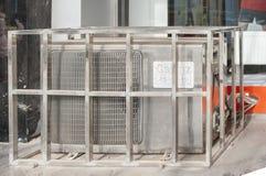 Unité de climatiseur photo libre de droits