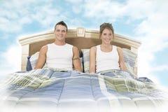 Unité de couples Images stock