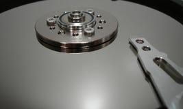 Unité de disque dur à l'intérieur Image libre de droits