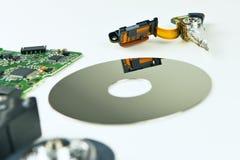 Unité de disque dur à partir de l'ordinateur Photos libres de droits