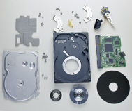 Unité de disque dur à partir de l'ordinateur Photo libre de droits