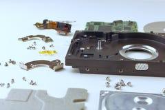 Unité de disque dur à partir de l'ordinateur Photographie stock