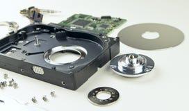 Unité de disque dur à partir de l'ordinateur Photos stock