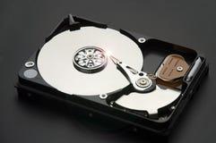Unité de disque dur démontée d'ordinateur Photos libres de droits