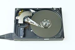 Unité de disque dur d'isolement à partir de l'ordinateur Images libres de droits
