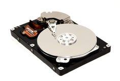 Unité de disque dur d'isolement Images libres de droits