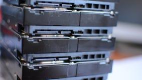 Unité de disque dur de Sata Photo libre de droits