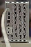 Unité de disque dur externe Photos stock