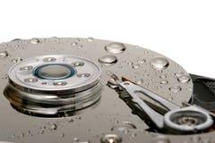 Unité de disque dur humide Photographie stock