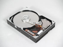 Unité de disque dur nue Photos stock