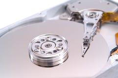 Unité de disque dur ouverte de Detalied images libres de droits
