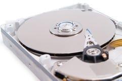 Unité de disque dur ouverte de Detalied Photo libre de droits