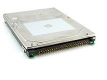 Unité de disque dur pour le cahier Photo libre de droits