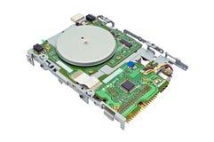 Unité de disquettes Images stock