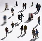 Unité ethnique Team Concept d'appartenance ethnique de diversité diverse Image libre de droits