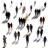 Unité ethnique Team Partnership d'appartenance ethnique de diversité diverse Image stock