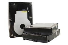 Unités de disque dur (hdd) Photographie stock