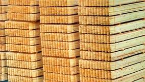 Unités de la clôture de cèdre Images stock