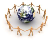 Unité (avec le chemin de découpage) Photos libres de droits