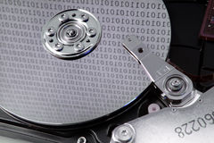 Unité de disque dur d'ordinateur Photos stock