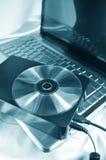 Unité de disque dur externe Photographie stock libre de droits