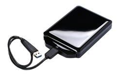 Unité de disque dur externe Image stock