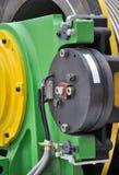 Unità di controllo della strumentazione dell'elevatore Fotografie Stock