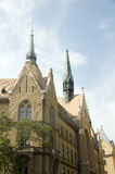 Unitarian Church Budapest Hungary Stock Photography