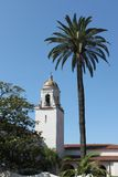 Unitarian Society of Santa Barbara Church Stock Photos