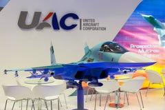 United Aircraft Corporation company Royalty Free Stock Image