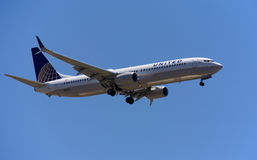 United Airlines Stock Photography