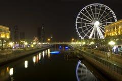 United Arab Emirates, Sharjah Emirate. Royalty Free Stock Photography