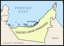 United Arab Emirates Royalty Free Stock Photo