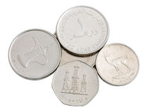 United- Arab Emiratesmünzen