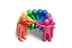United colors 17 Stock Photos