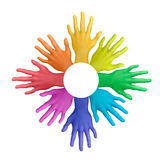 United colors-27 Royalty Free Stock Photo