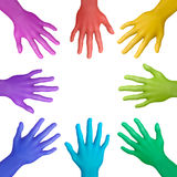 United colors-30 Royalty Free Stock Images