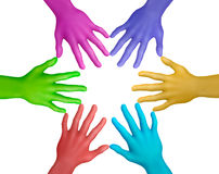 United colors-32 Royalty Free Stock Images