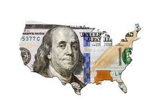 The united dollar states Stock Photo