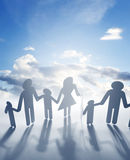 United family Royalty Free Stock Photography