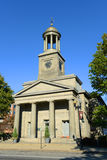 United First Parish Church, Quincy, Massachusetts Royalty Free Stock Image