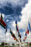 United Flags Royalty Free Stock Images