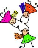 United kids Royalty Free Stock Image